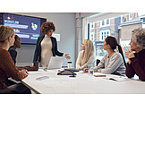 Meeting, Team, Presentation, Workflow