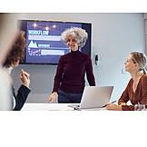 Meeting, Meeting, Asking, Presentation