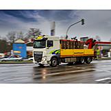 Logistics, Truck
