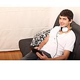 Teenager, Leisure, Tablet-pc