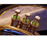 Close Up, Tuba, Bass Tuba