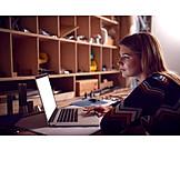Laptop, Workshop, Designer