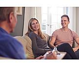 Zuhause, Beratung, Paartherapie, Therapeut