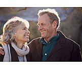 Happy, Love, Older Couple