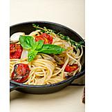 Spaghetti, Vegan