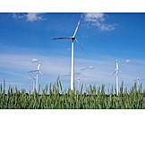 Wind Power, Alternative Energy, Wind