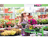 Shopping, Customer, Gardening