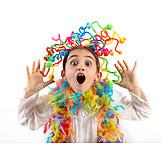 Karneval, Spaß, Verkleidung