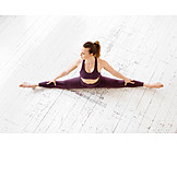 Balancing Act, Gymnastics, Flexibility