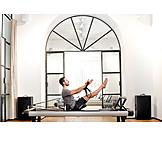 Fitness, Pilates