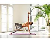 Fitness, Yoga, Asana