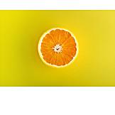 Orange, Orange Half