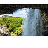 Waterfall, Storseterfossen