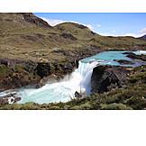 Waterfall, Salto Grande