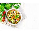 Asian Cuisine, Salad