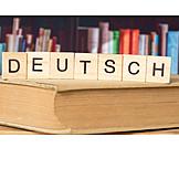 Bildung, Deutsch, Sprache
