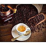 Coffee, Espresso, Coffee Grinder, Coffee Bean