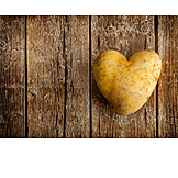 Heart, Potato