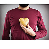 Healthy Diet, Heart, Healthy, Potato