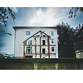 House, Renovation, Demolition