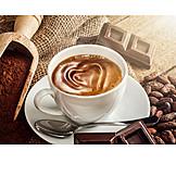 Heart, Hot Chocolate