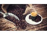 Coffee, Coffee Beans, Crema