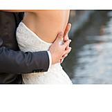Love, Marriage, Hold, Bride, Groom