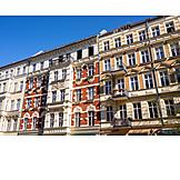 Wohnhaus, Altbau, Stadtwohnung