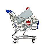 Property, Cart, Buying House