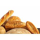 Baguette, Pastry, Bun, Assortment