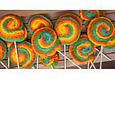 Multi Colored, Pastries, Cake