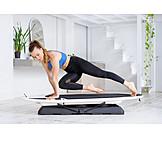 Body tension, Surfboard