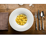 Dinner, Cappelletti