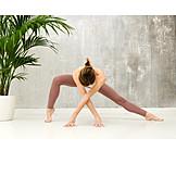 Fitness, Gymnastics, Workout