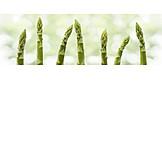 Asparagus, Green Asparagus, Asparagus Tips