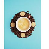 Coffee, Espresso, Crema