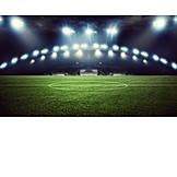 Headlamps, Socce stadium