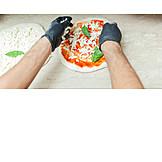 Preparation, Pizza, Documents, Pizza Margherita