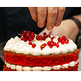 Ornament, Cake, Confectioner