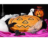 Decoration, Halloween, Pumpkin Pie