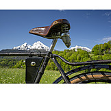 Bicycle, Bicycle Seat