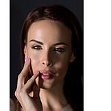Portrait, Woman, Sensual