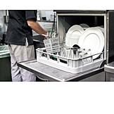 Gastronomy, Hygiene, Dishwasher