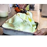 Icecream, Preparation, Ice Cream