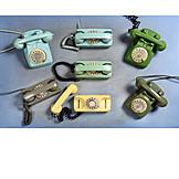 Telephone, Landline Phone, Rotary Phone, Telephone