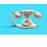 Telephone, Design, Rotary phone