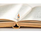 Literature, Hiking, Imagination, Fiction