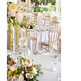 Table Cover, Wedding Reception