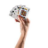 Poker, Hand