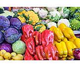 Vegetable, Vegetable shop